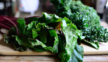 Activated Beet-Greens