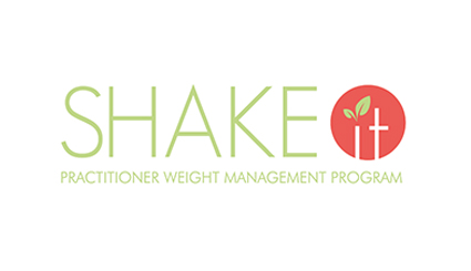 Shake It Practitioner Weight Management Program